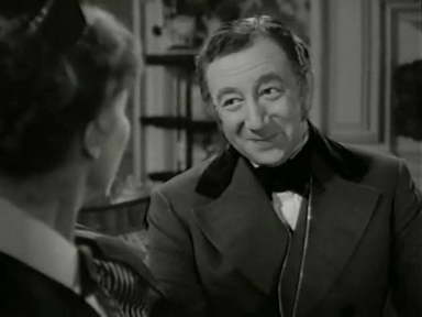 Melville Cooper from Pride and Prejudice, 1940