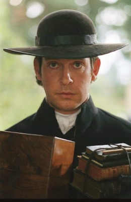 Tom Hollander from Pride and Prejudice, 2005