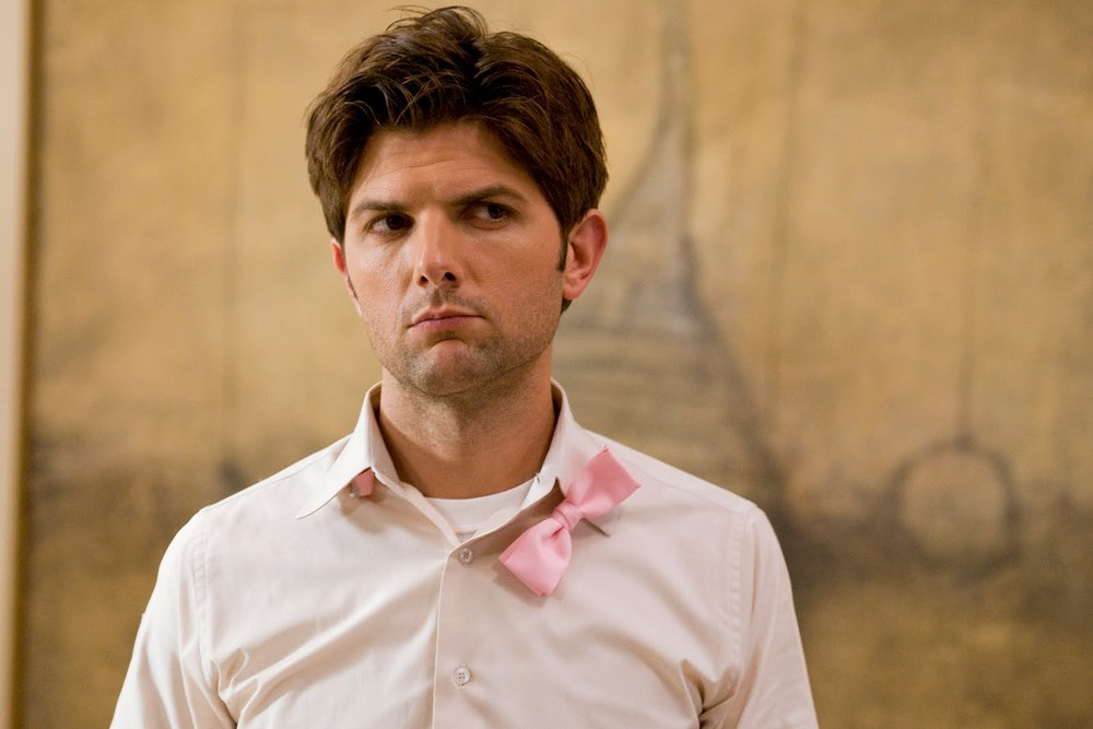 "Adam Scott as Henry Pollard, a failed actor with an advertisement catch phrase: ""Are we having fun yet?"