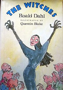 Based on the book by Roald Dahl, The Witches (1983)