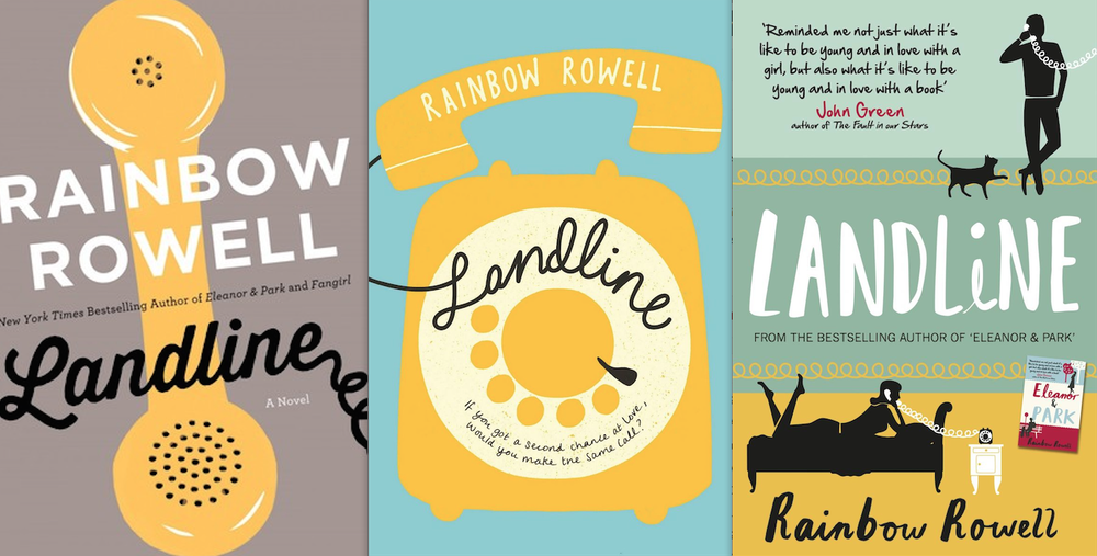 Various covers to  Landline .