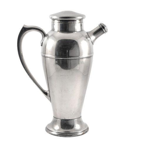 International Silver Shaker