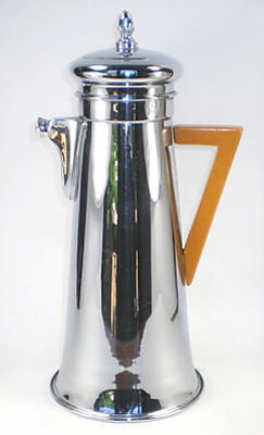 Forman Bros. Deco Cocktail Shaker