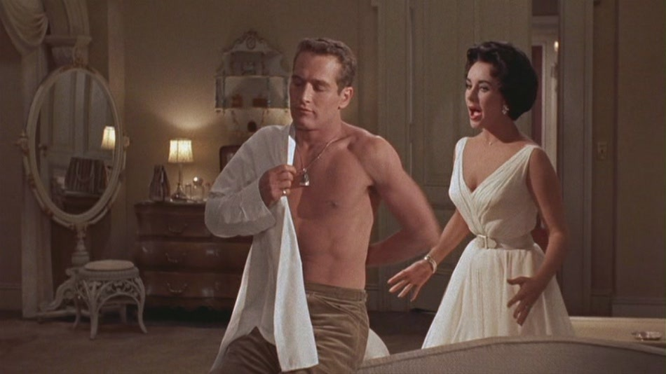 Good Paul Newman In Cat On A Hot Tin