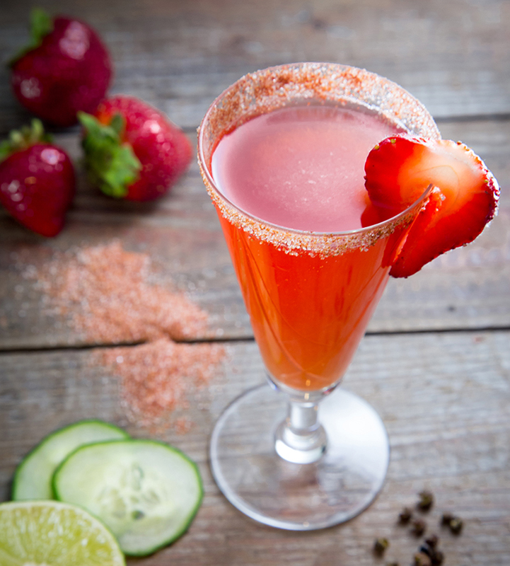 STRAWBERRY SYRUP -