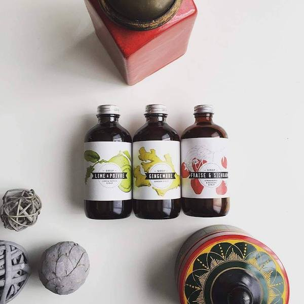 PRO SPACE BARS & RESTAURANTS - We offer formats in 8 oz, 32 oz or in gallon 128 oz;100% natural and ecological syrups from Canada;Made in the old fashioned way;We offer shipping everywhere in Canada.