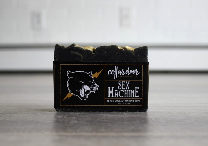 Cellar Door- Sex Machine Soap