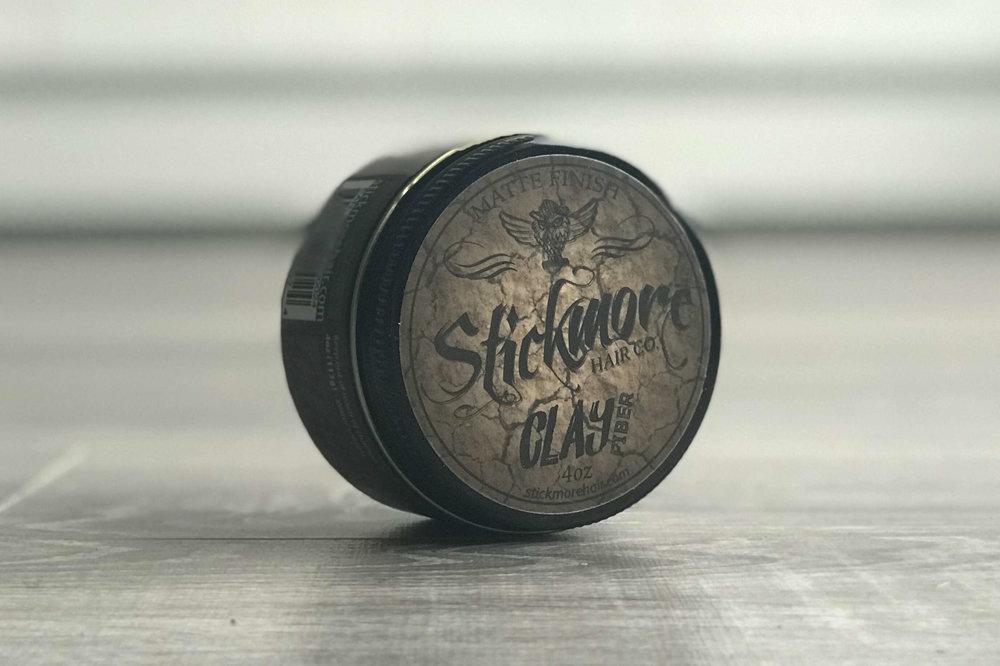 Stickmore - Clay Fiber
