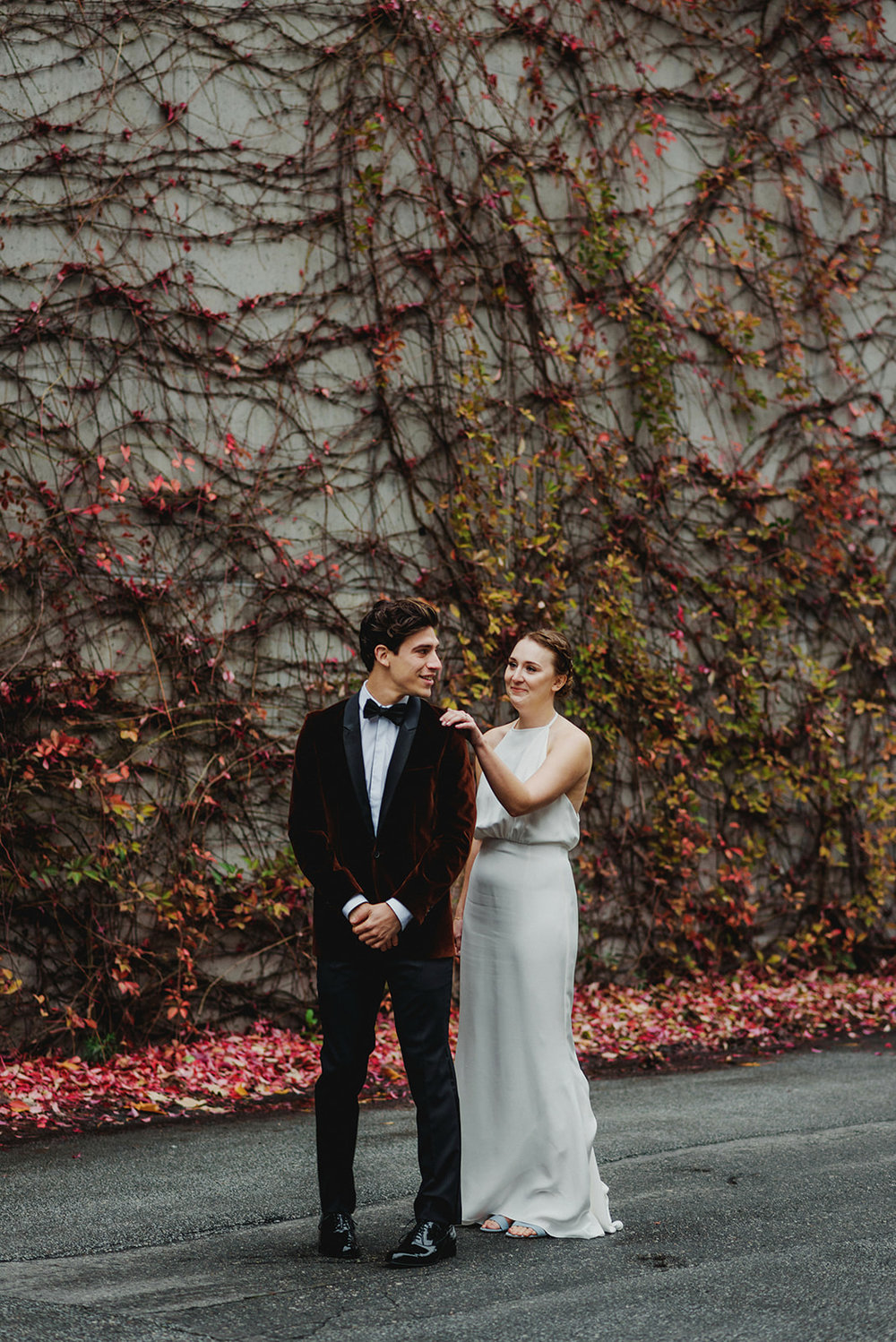 Keepsake Events Vancouver M&H Wedding First Look