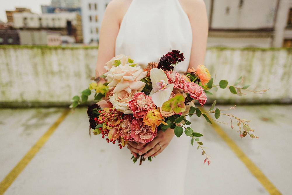 Keepsake Events Vancouver M&H Wedding Bridal Bouquet