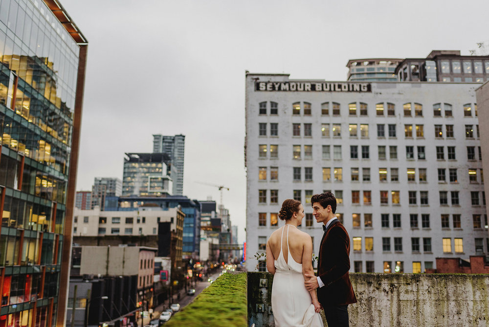 Keepsake Events Vancouver M&H Wedding Portrait