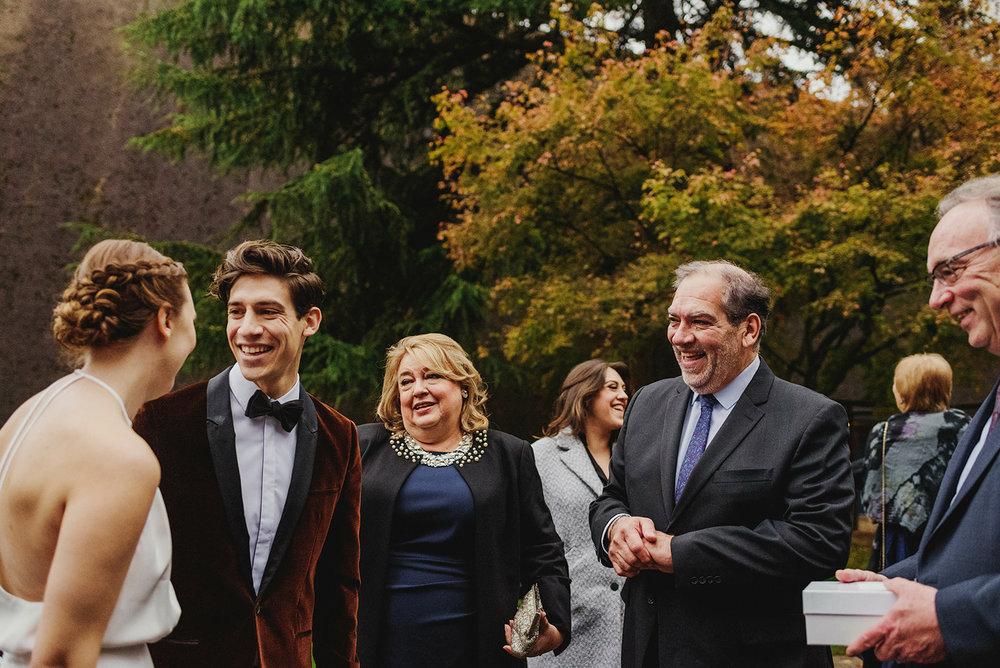 Keepsake Events Vancouver M&H Wedding Family