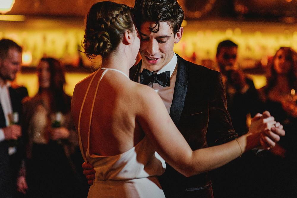 Keepsake Events Vancouver M&H Brix Wedding First Dance