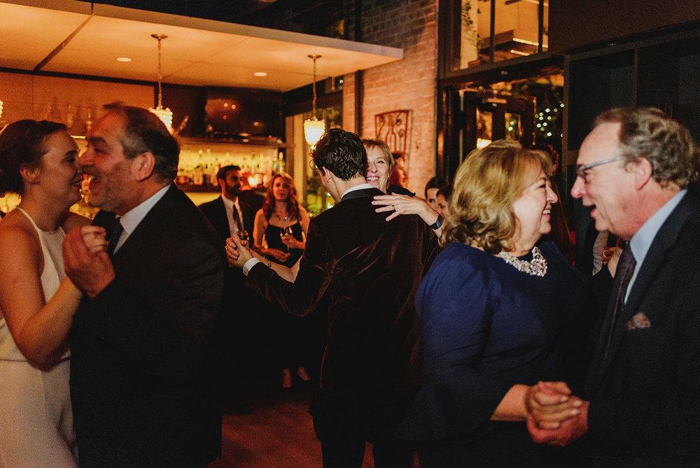 Keepsake Events Vancouver M&H Brix Wedding Parent Dance