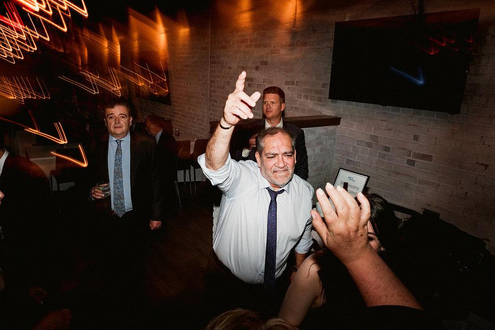 Keepsake Events Vancouver M&H Brix Wedding Reception Dance