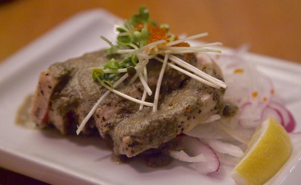 Tuna Salt Tataki $6.40