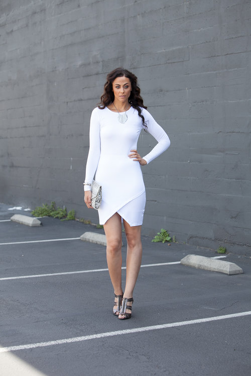 Alicia Jay Tall Style ASOS White Dress 3.jpg