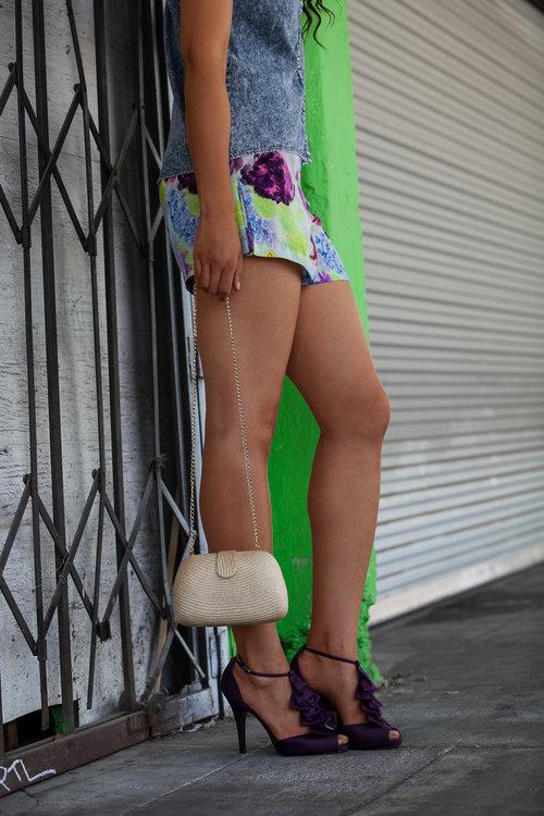 Alicia Jay Tall Style ASOS Floral Shorts 1 (4).jpg