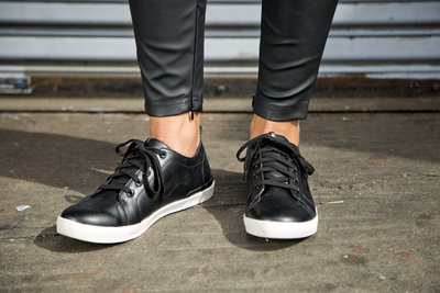 Find these shoes on Long Tall Sally too! The LACE UP SNEAKER comes in 5 different colors up to size 13.