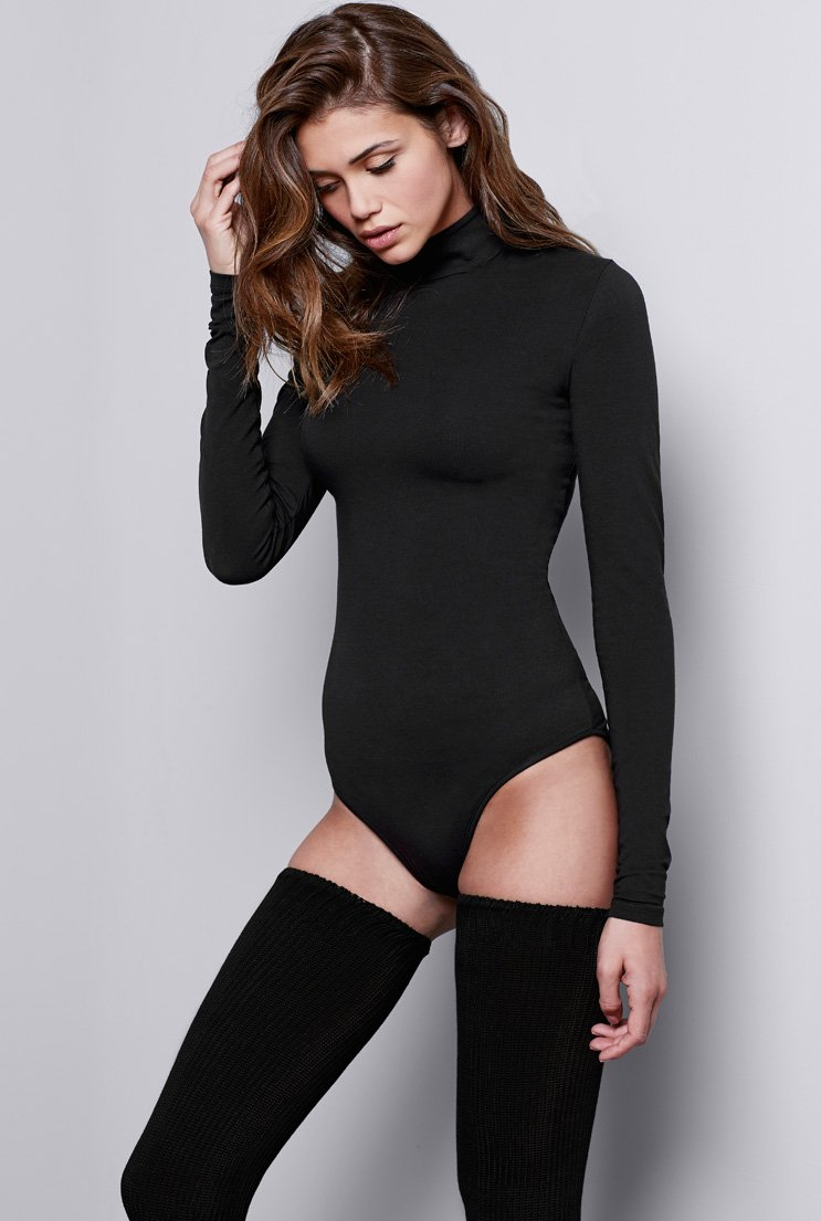 LONG SLEEVE JERSEY BODY