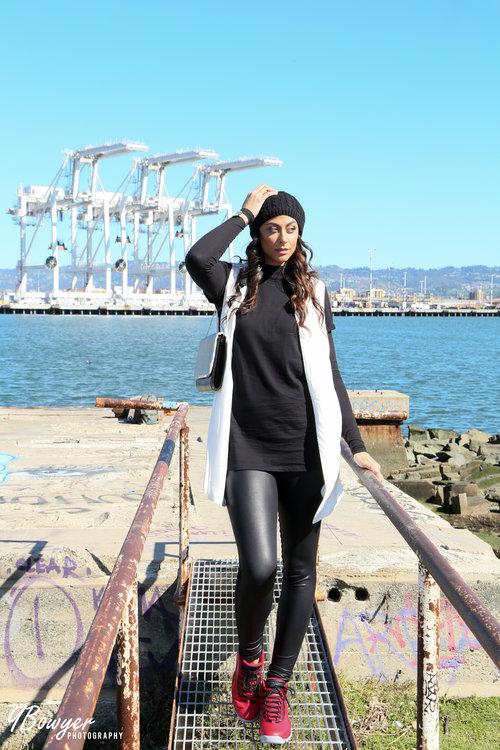 Alicia Jay TallSWAG Leather Leggings Long Vest white black Forever 21 Long Tall Sally  Sneaker Head Beanie TTYA Nike Air Jordan Retro 10 Remastered Bulls over Broadway Red 1.jpg