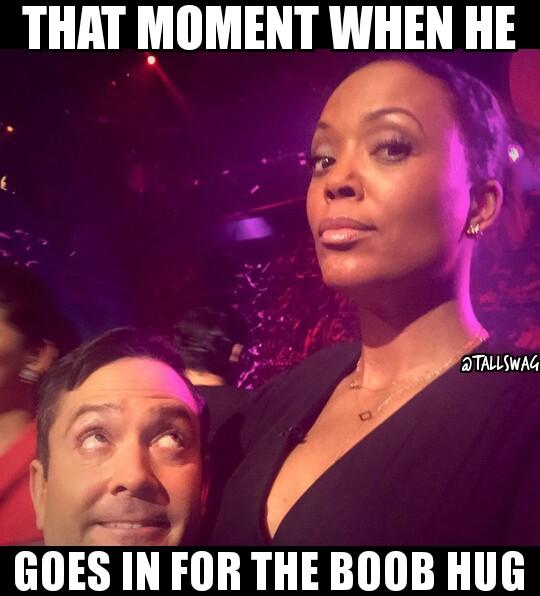 2 Tall Meme Alicia Jay Style SWAG TallSWAG 2 Boob Hug.jpg