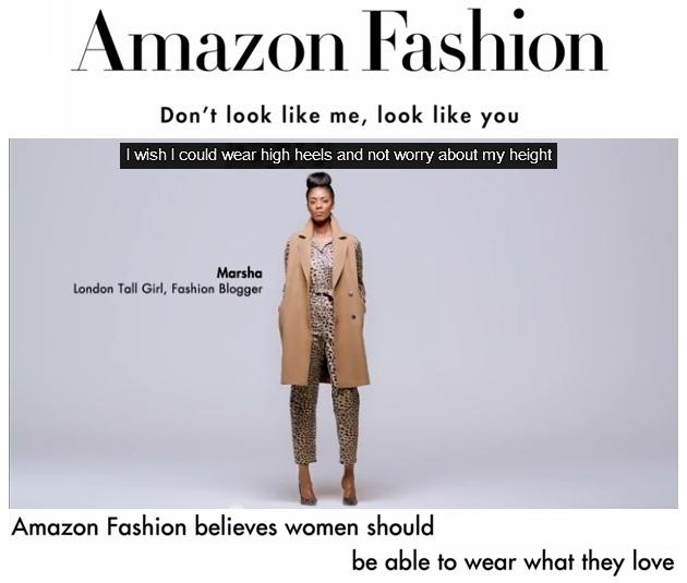 Image credit: I Wish I Could Wear | Amazon Fashion video