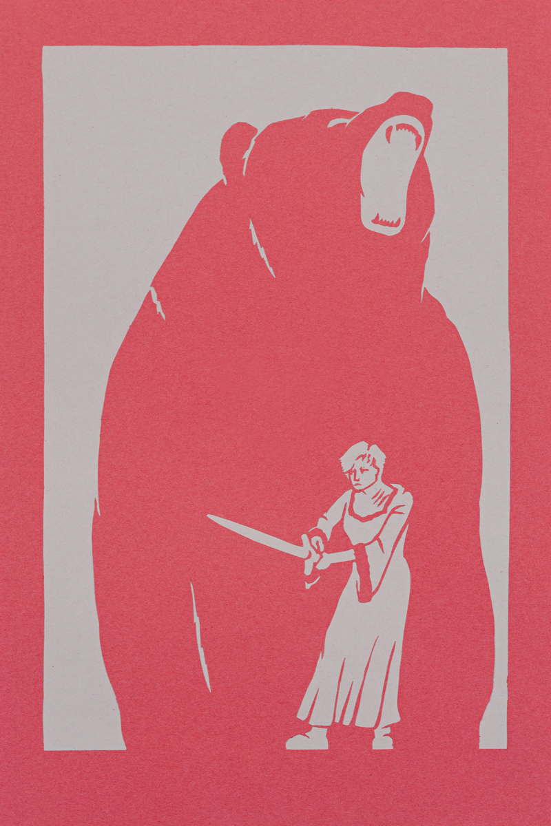 Brienne and the Bear