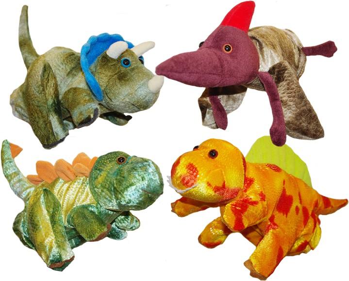 dinosaurpuppets