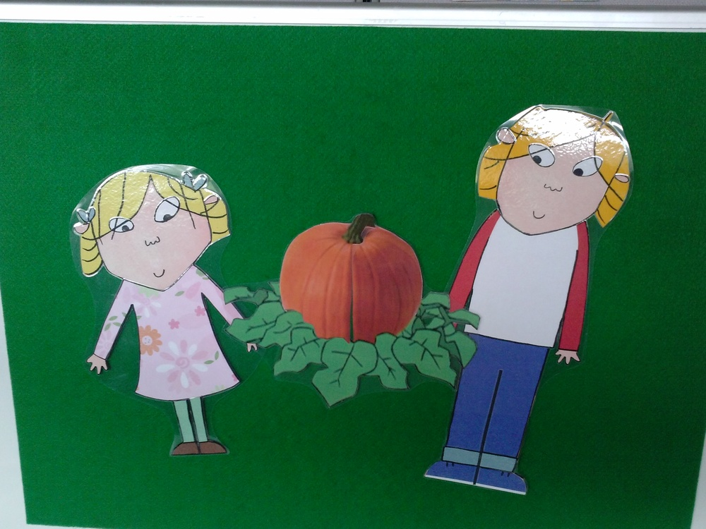 Charlie and Lola Halloween