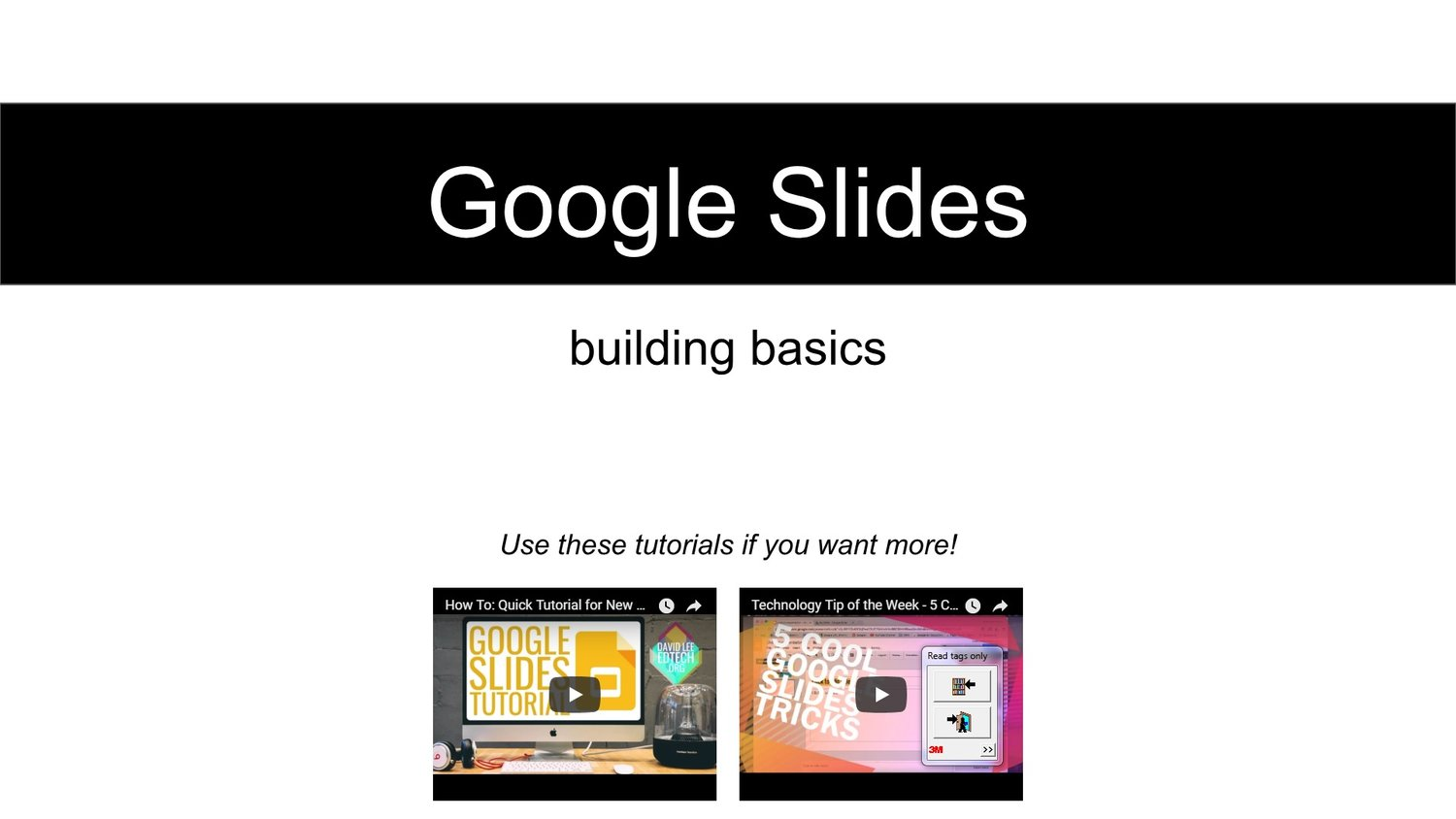 programming with google slides basics walls became the world