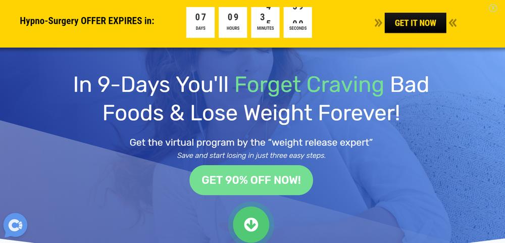 Online Program Sales Page Copywriting