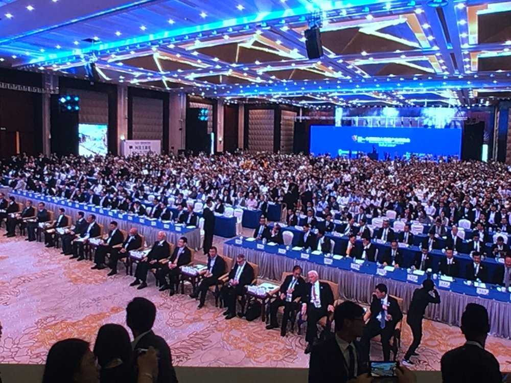 Over 30,000 delegates from across China and around the world attended Big Data Expo 2018.