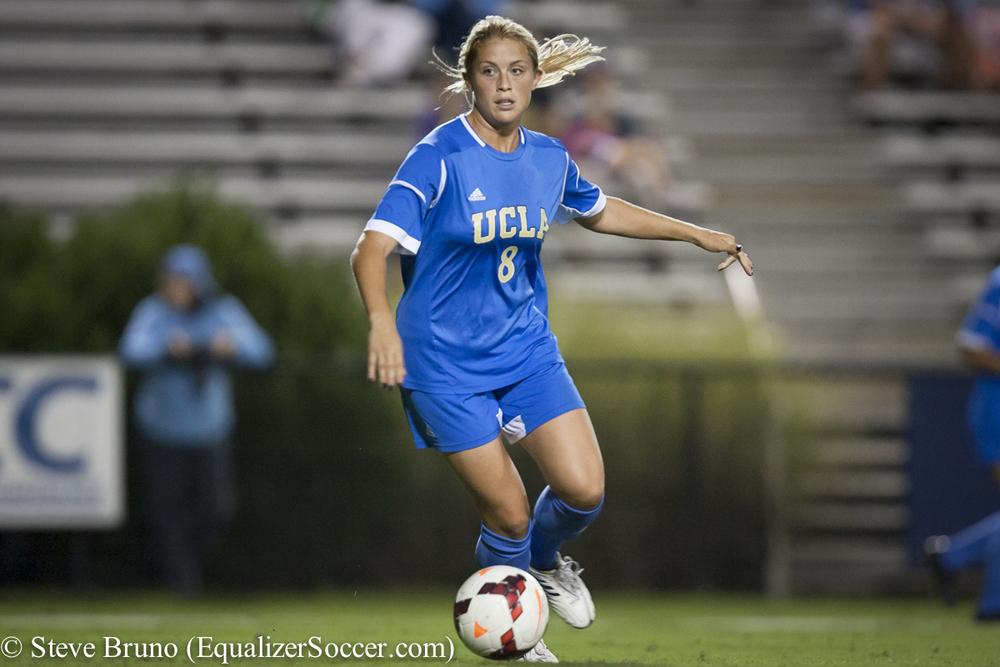 #4 Abby Dahlkemper * UCLA * Defender