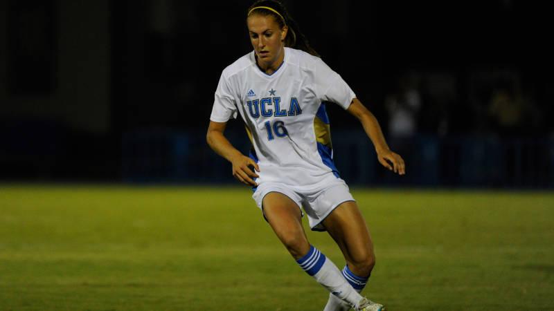 #5 Sarah Killion * UCLA * Midfielder