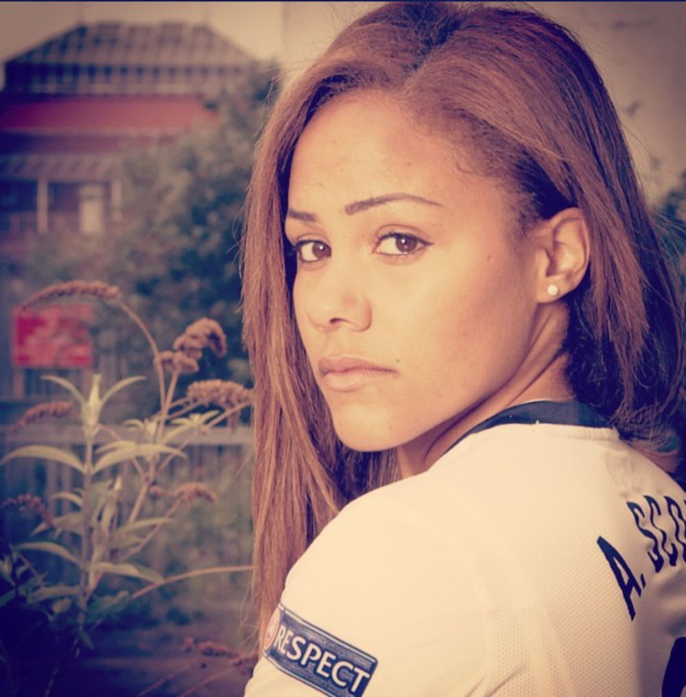 Alex Scott - England