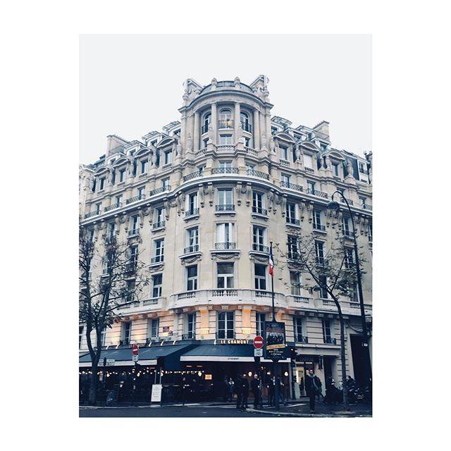 My last week in Paris before the next adventure begins 🖤
