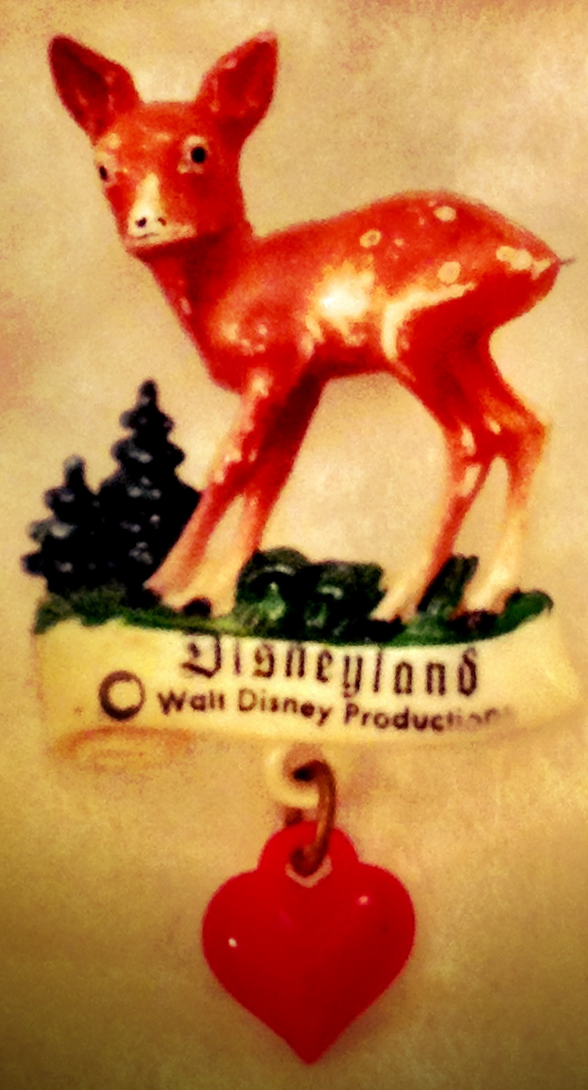 Disneyland Christmas Deer.JPG