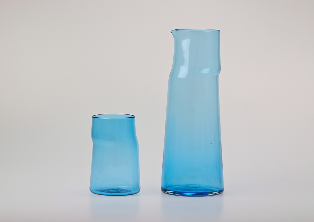 Shift Carafe and Cup Set - 2014