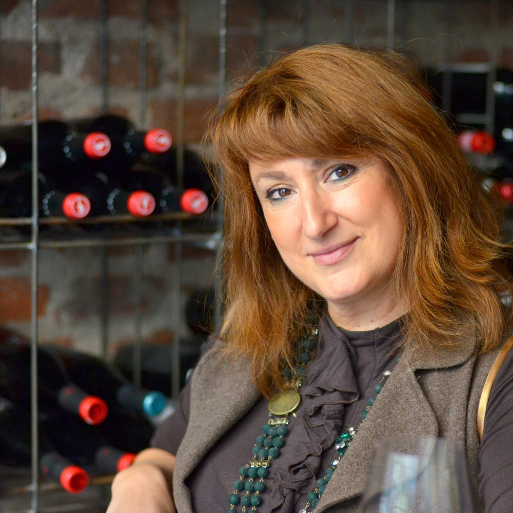 Galina Niforou; Wine expert and owner of Oinorama
