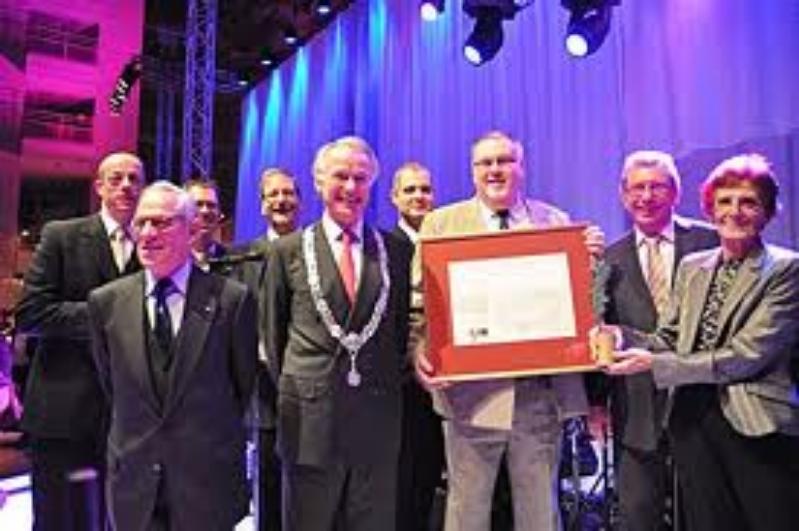 In 2012 ontving de stichting de Haagse Pluim