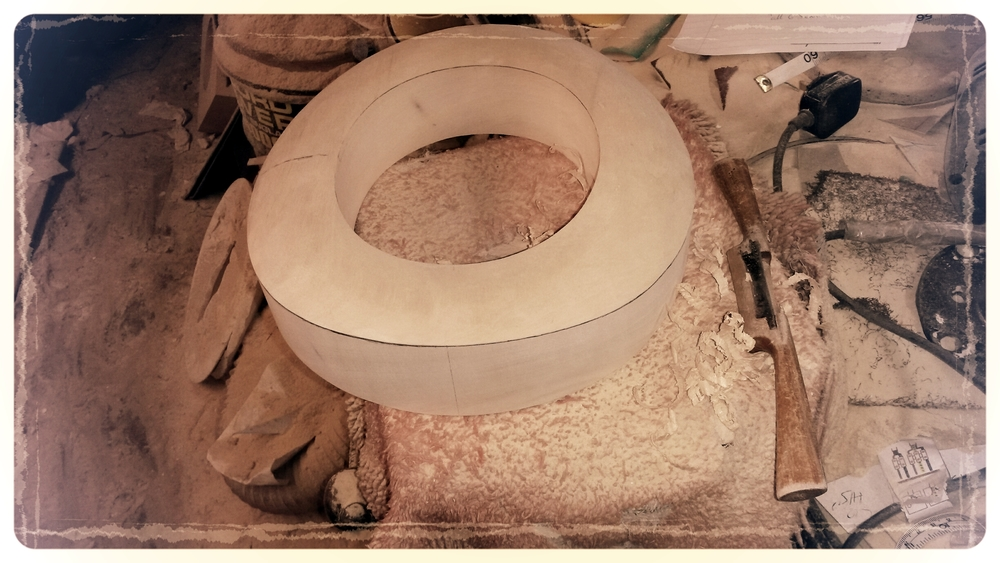 The Making of The City Milliner Hat Blocks- the brim- by boon and lane.jpg