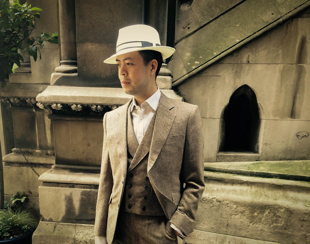 The City Milliner- Bespoke Panama Hat Brisa weave-1.jpg