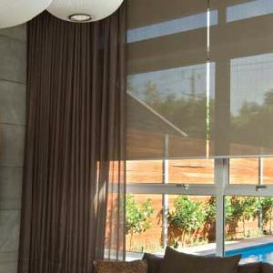 MOTORISED BLINDS & CURTAINS — Sincerely Deco