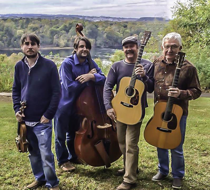 Henry Wynn III ~ Violin;   Deveran Roof ~ Bass;   Doug Johnson ~ Vocals/Guitar; Henry Wynn, Jr. ~ Guitar.
