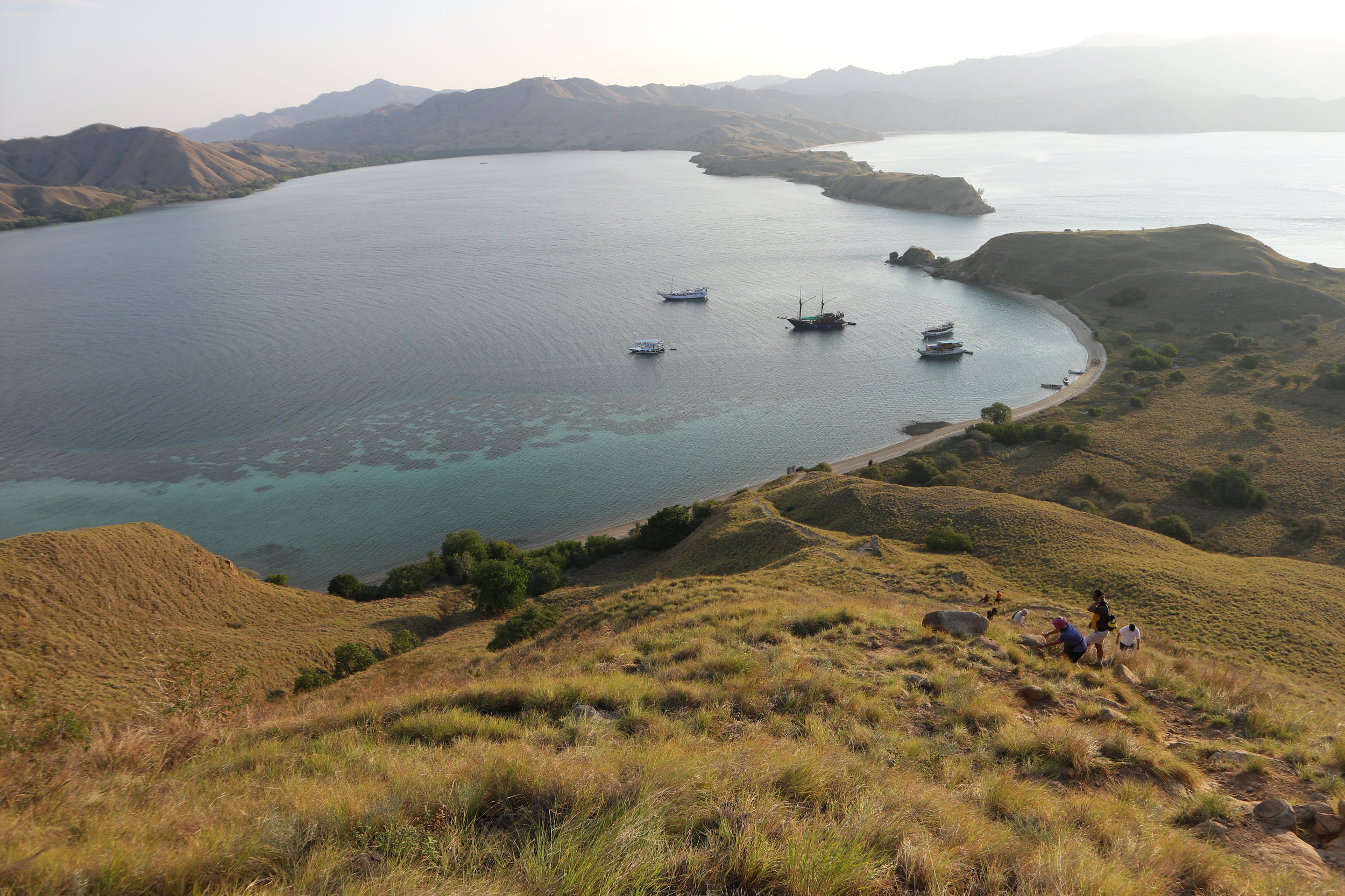 Gili Lawa Darat in Komodo National Park