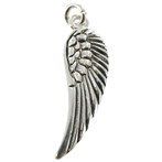 antique silver Angel wing Hobby Lobby $1.99.jpg