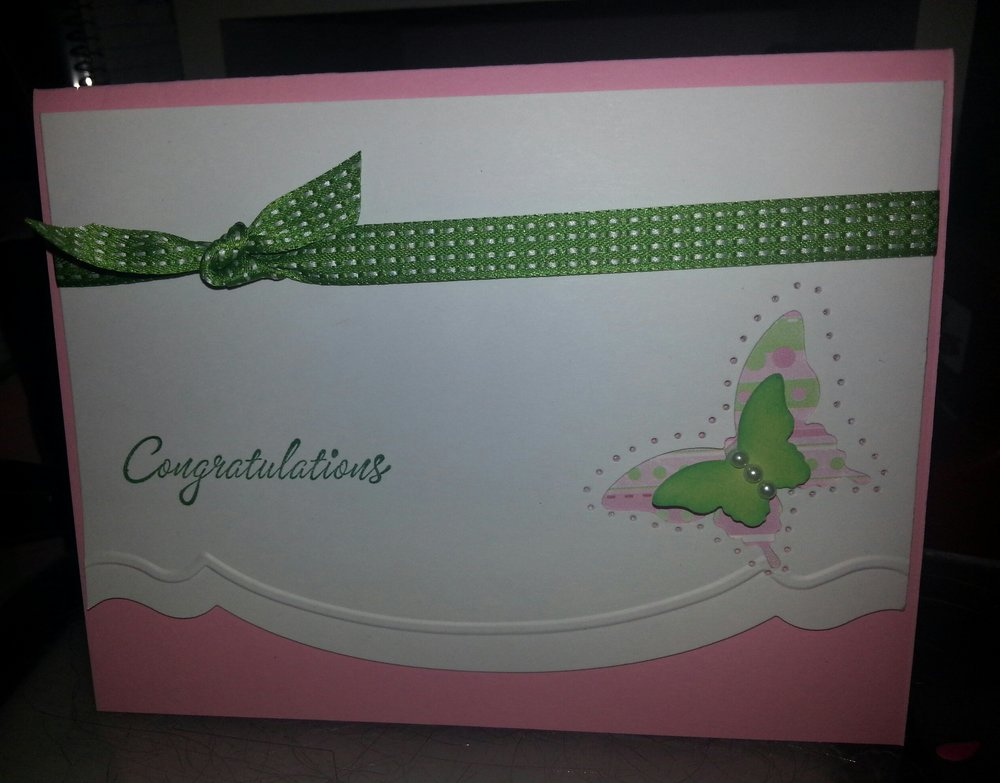 Cards, scrap booking and more!
