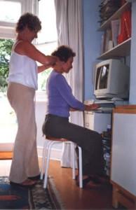 Demonstrating Alexander Technique
