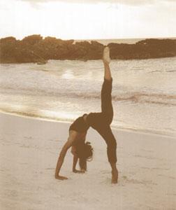 Yoga in Tulum